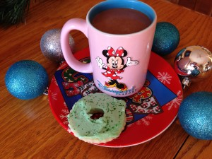Sugar Cookie and Hot Chocolate