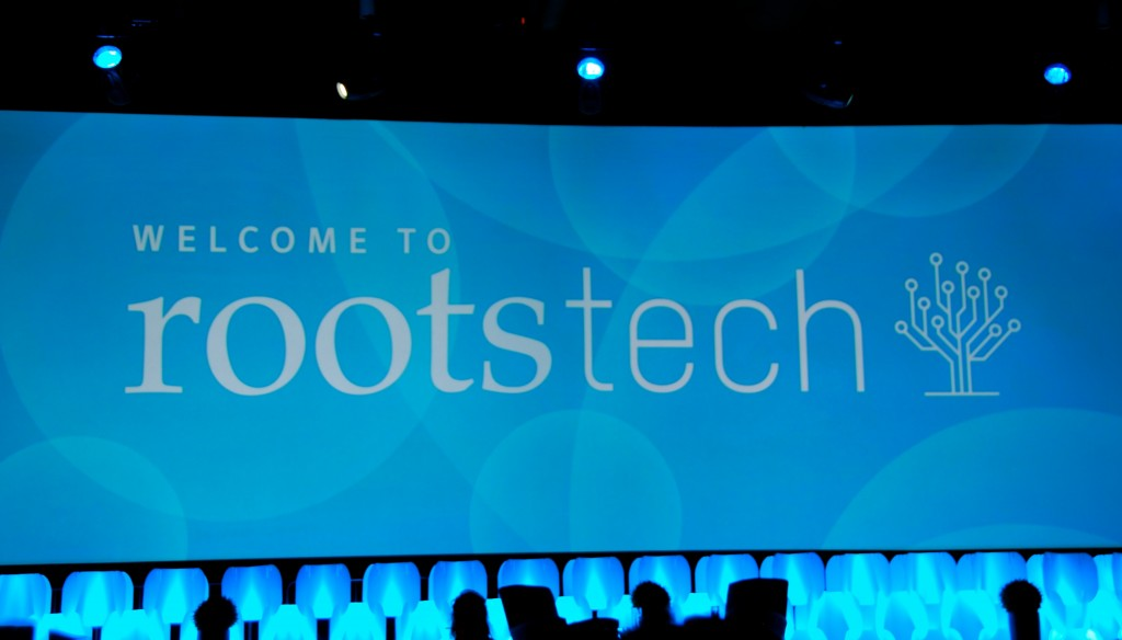 Roots Tech Day 2 Laura Bush